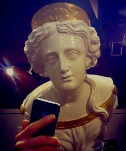 Museum selfie SA Maritime Museum 2015