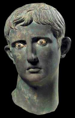 Head of Augustus_British Museum