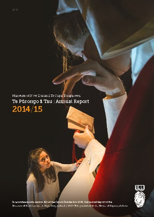 TePapa Annual Report_2014-15