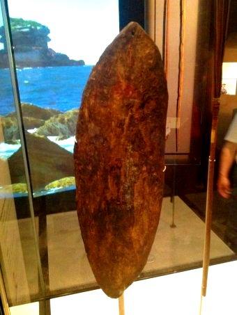 Calls for British Museum to surrender Indigenous Gweagal shield.