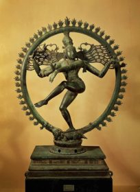 Dancing Shiva statue. Source: The Indian Sun
