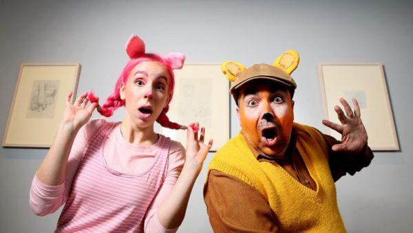 TMAG explores Winnie the Pooh | CAMD – Public Site