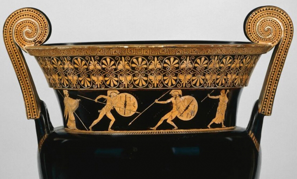 Laughing At Ancient Greek Vases Camd Public Site